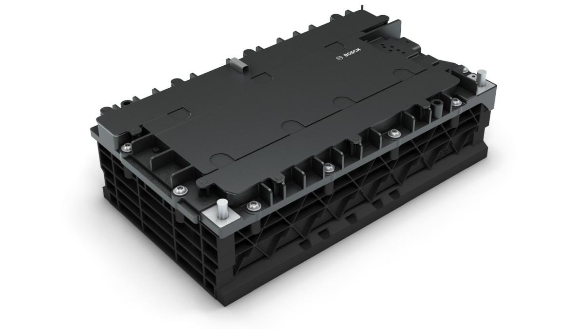 Nueva batería Bosch: 48 Voltios y tecnología para el vehículo híbrido