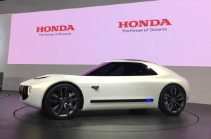 Honda Electric Sports EV concept 2