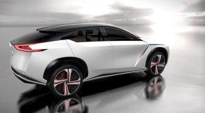 Nissan IMx: El automóvil eléctrico todoterreno presentado en Tokio