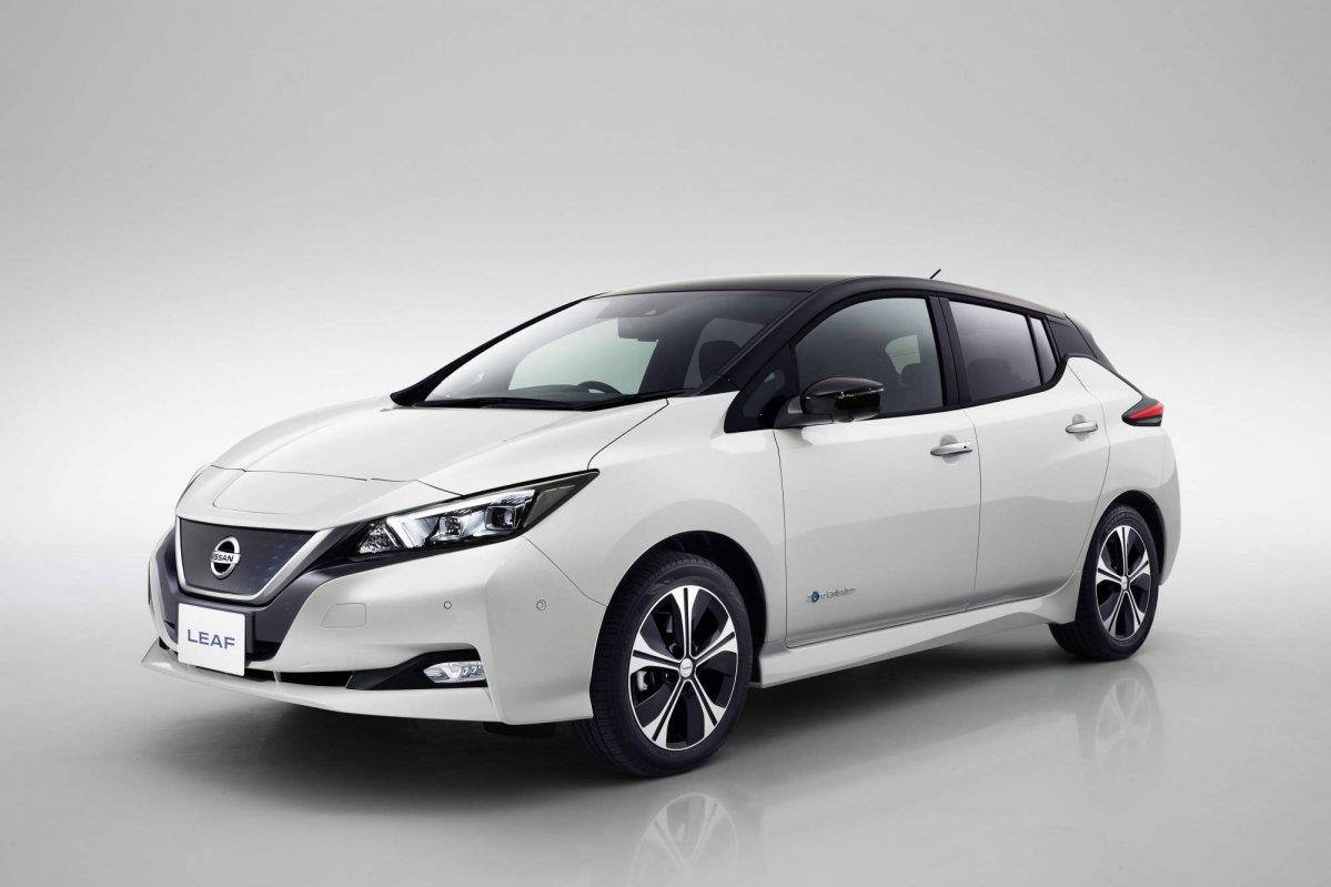 El nuevo Nissan LEAF gana su primerpremio