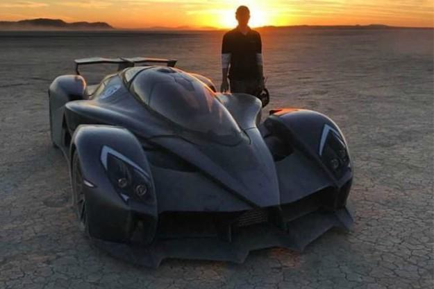 Tachyon Speed: un hiperdeportivo eléctrico con 1.250 CV depotencia